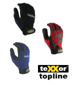 teXXor Safety Gloves