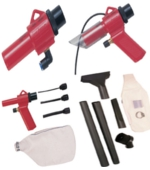 Suction-Blow Guns BLOVAC