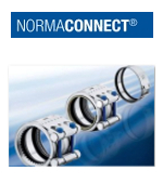 NORMA Connect Pipe Couplings