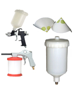 Spray Technology, Equipment