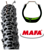 Tyre Flat Free, Accessories