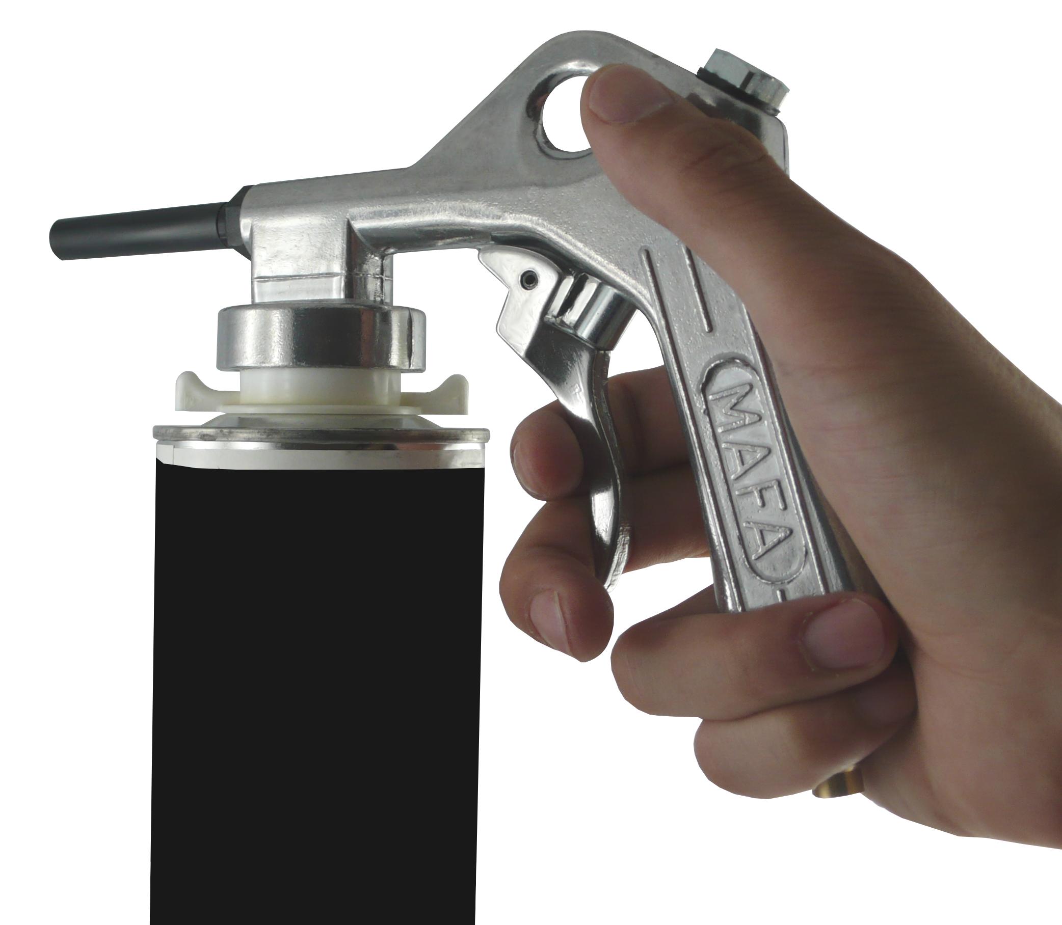 ubs unterbodenschutz sprühpistole b618, für 1 liter schraubdosen eu