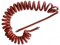 Heat Protection Coil Hose - Male Thread G3/8""