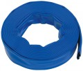 Flat Hose - Roll 10 Meters - Blue